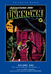 ACG Collected Works - Adventures Into The Unknown (Vol 1)